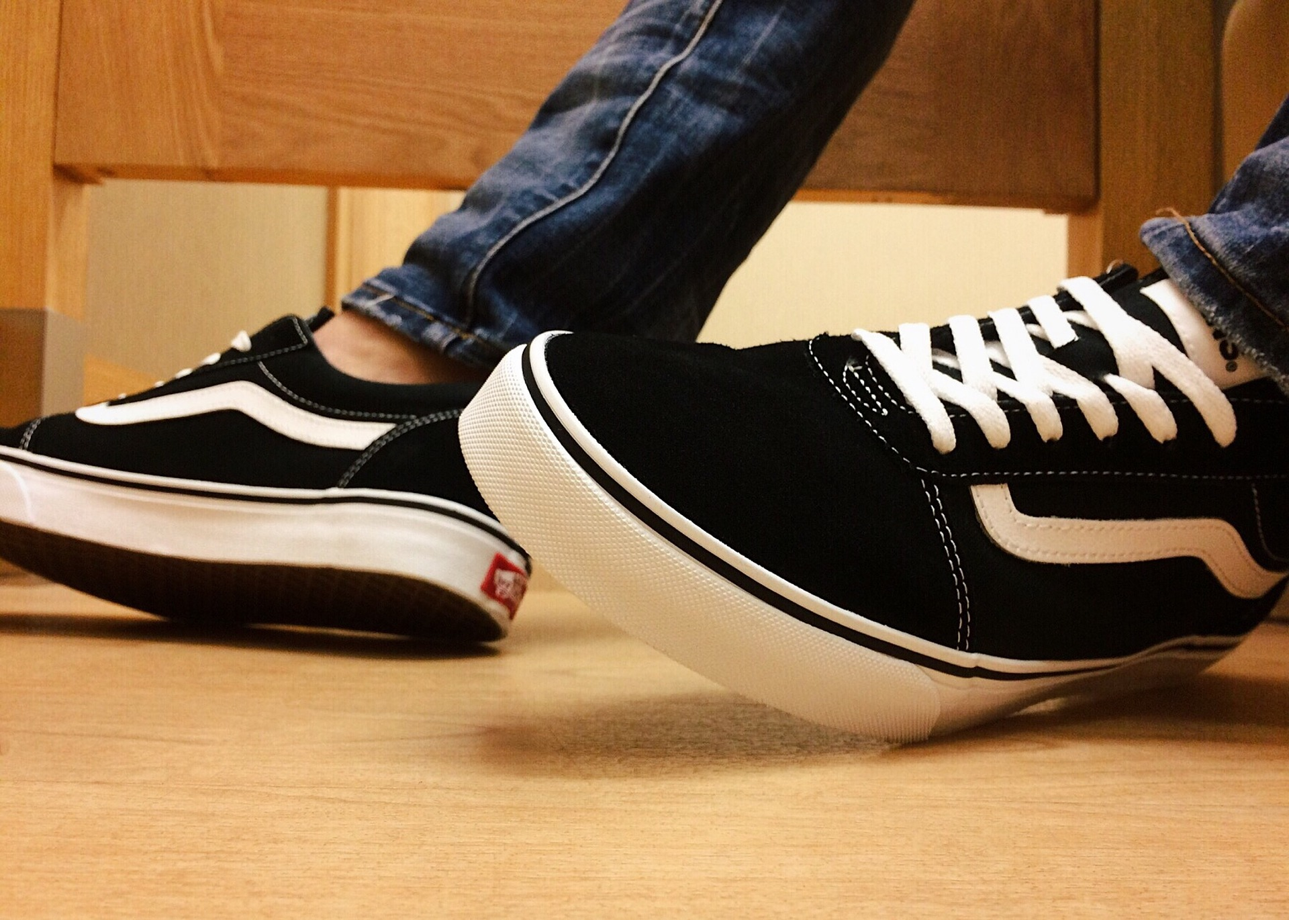 scarpe vans alte ragazza