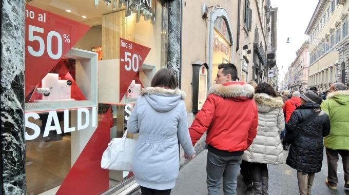 Quando finiscono i saldi a Modena inverno 2015