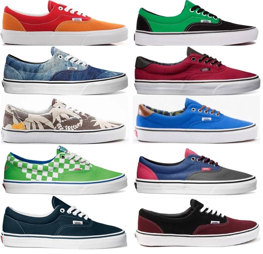 vans shoes uomo