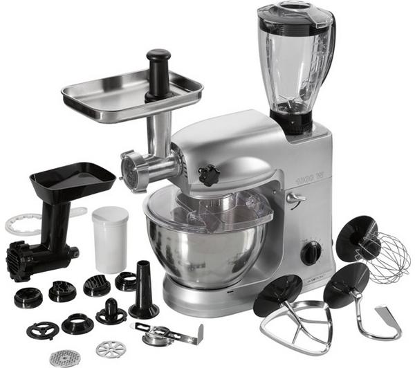 robot da cucina moulinex nuovo modello a confronto col vecchio e con ...