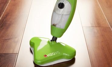 Offerta scopa a vapore H2O 119 € Mediashopping