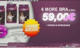 Offerta Confortisse Bra 59€ dcmshop
