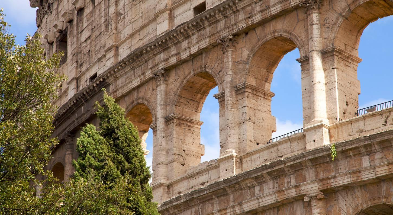 Offerta Roma gennaio volo+hotel da 117€ Expedia