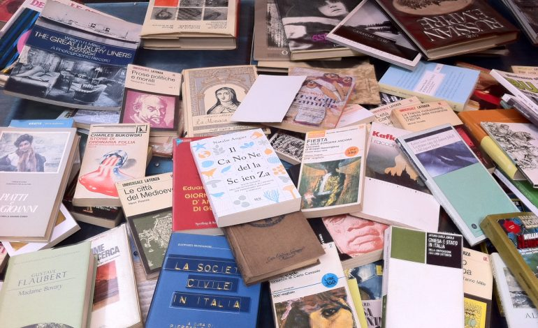 Come vendere libri usati