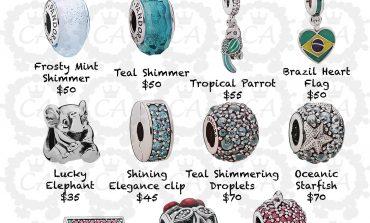 Braccialetto Pandora: quanto costa e come scegliere i charms