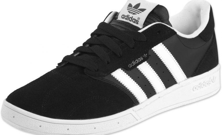 Scarpe adidas superstar nere e bianche
