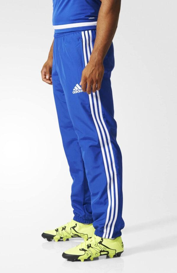 pantaloni tuta adidas blu