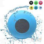 Casse impermeabili come ascoltare musica sotto la doccia