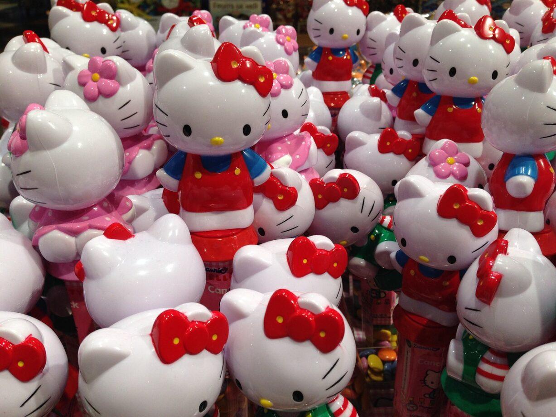 Un Hello KittyCome Nasce Fenomeno Mondiale T13FlJcuK5