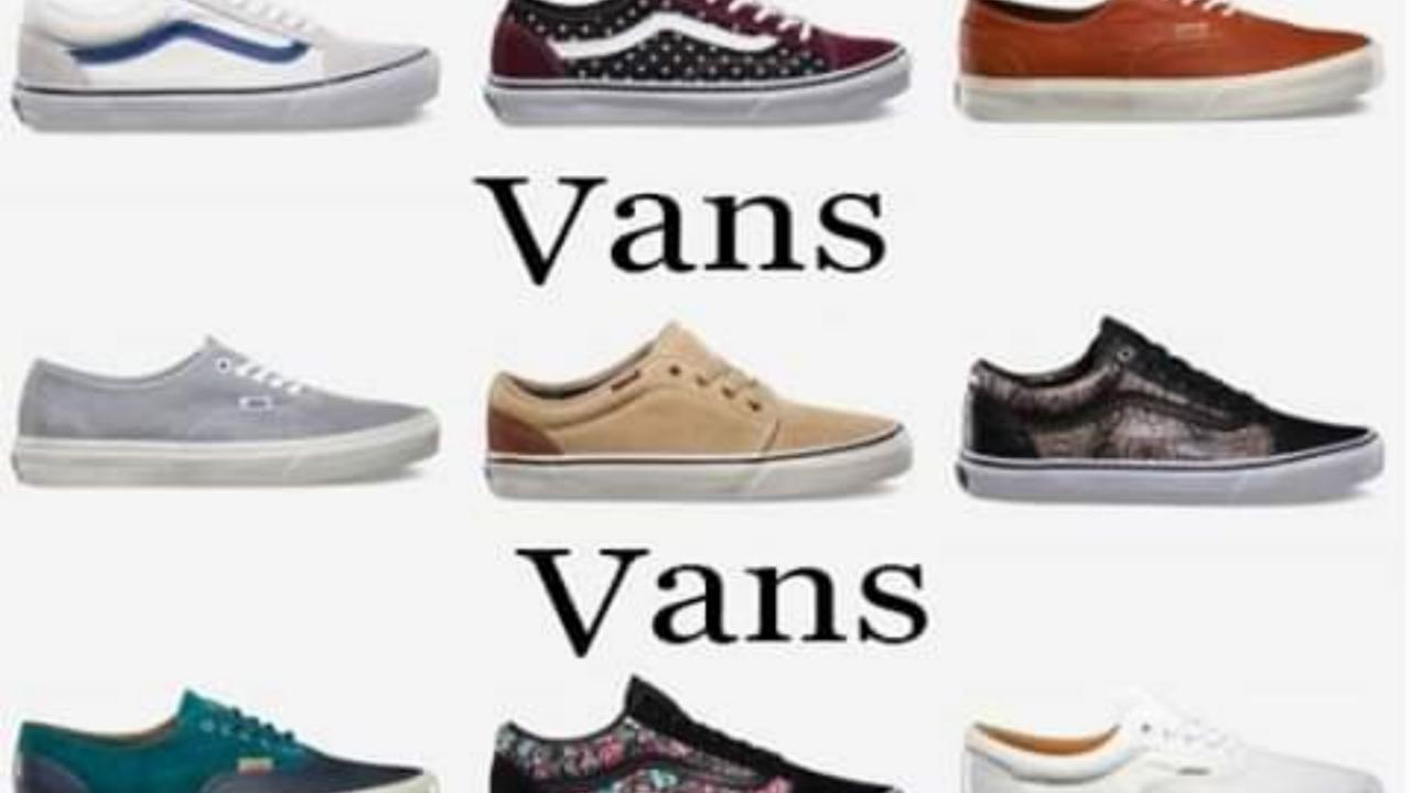vans da uomo scarpe