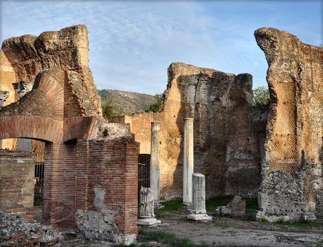 Sconti Roma per visita guidata a Villa Adriana