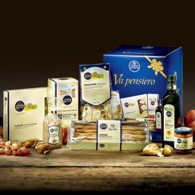 Cesti Natalizi Terre d'Italia da Carrefour
