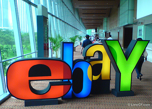 Ebay, si vende un oggetto al secondo.